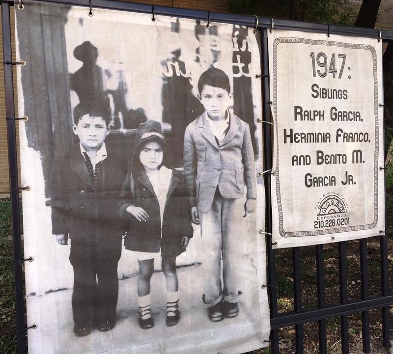 Ralph Garcia, Hermina Franco and Benito M. Garcia, Jr.