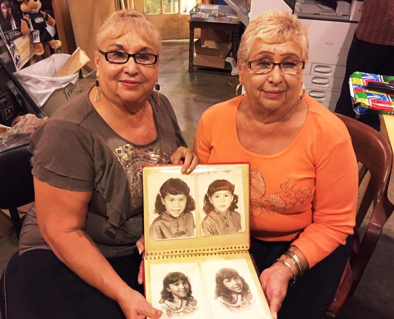 Rosemary Guzman Luna and Rachel Guzman Rodriguez