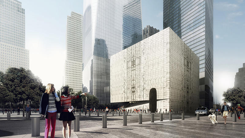 The Performing Arts Center at Ground Zero