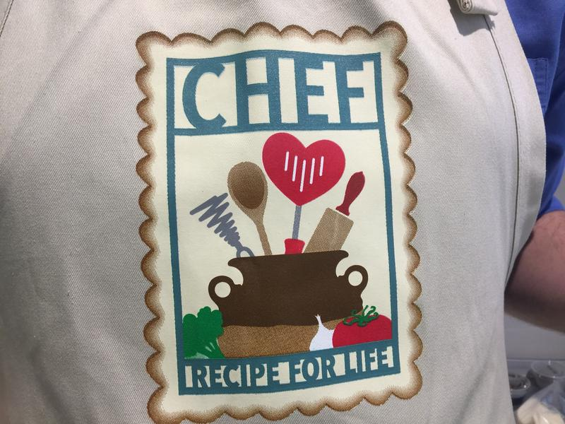 The new Culinary Health Education for Families (CHEF) teaching kitchen is now open at the Children's Hospital of San Antonio.