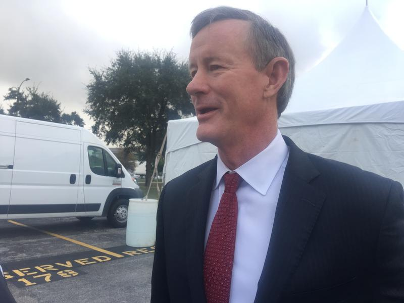 William McRaven is the Chancellor of the UT System.