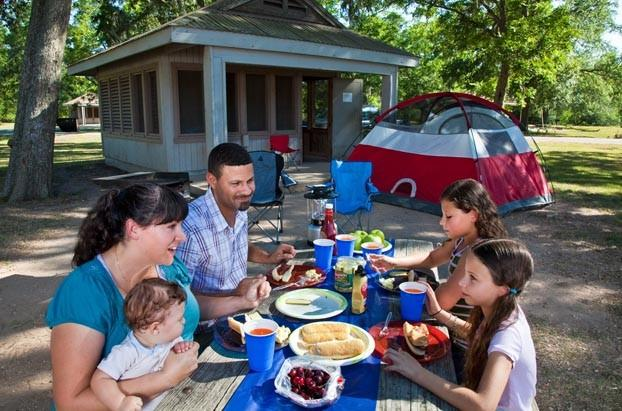 Most Campsites Are Already Reserved In Texas State Parks This Weekend.