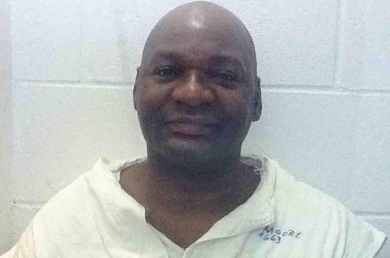 Texas Death Row Inmate Bobby Moore