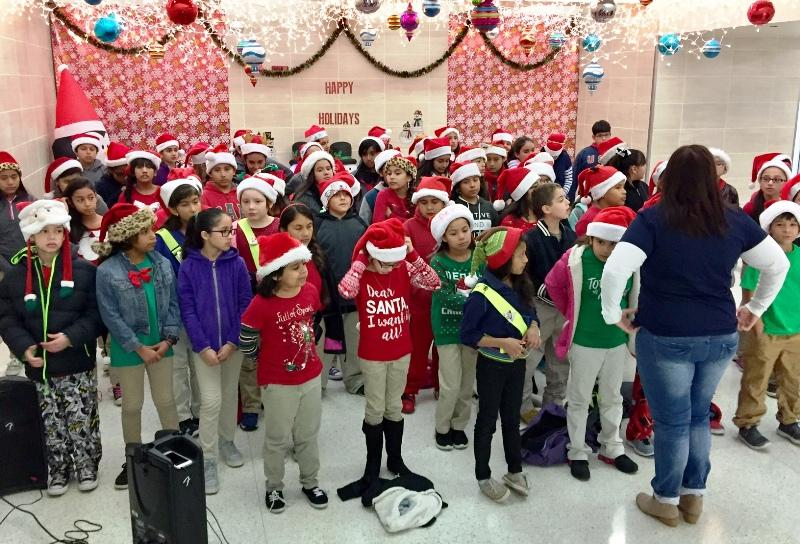 Ben Franklin Elementary Choir