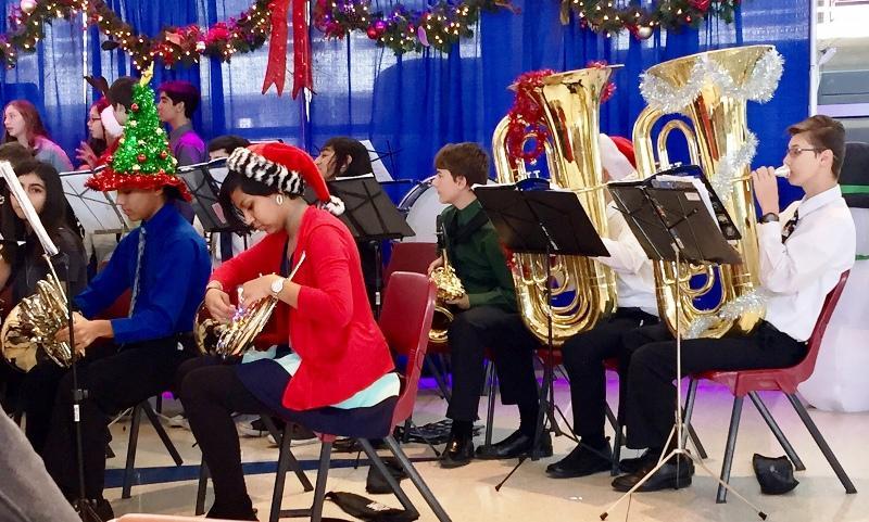 Jefferson Middle School Band