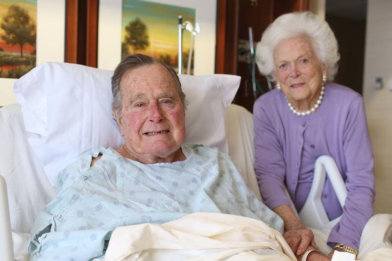 Texas Politicians Celebrate Life Legacy Of George H W Bush Texas