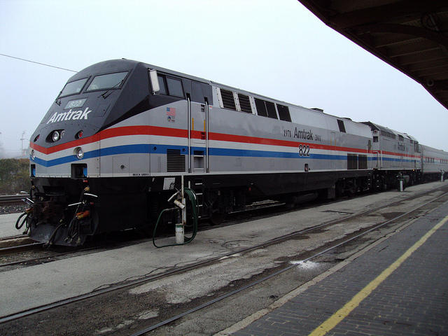 Amtrak studying feasibility of commuter service between San Antonio and Austin.