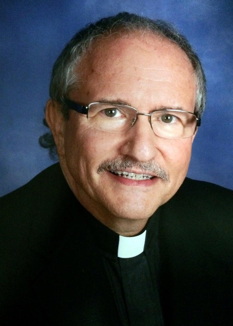Auxiliary Bishop-Elect Michael Boulette