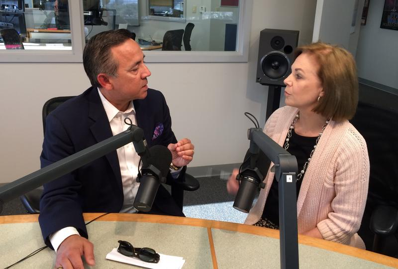 Texas Sen. Carlos Uresti talks with TPR's Shelley Kofler about Child Protective Services.
