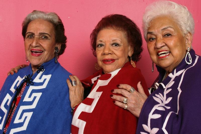 Rita Vidaurri, Beatriz Llamas, Blanca Rodriguez