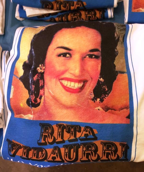 Rita Vidaurri t-shirt