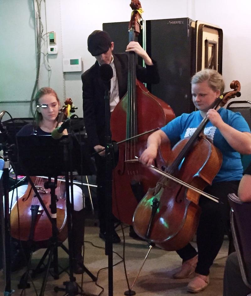 Musicians Jamming