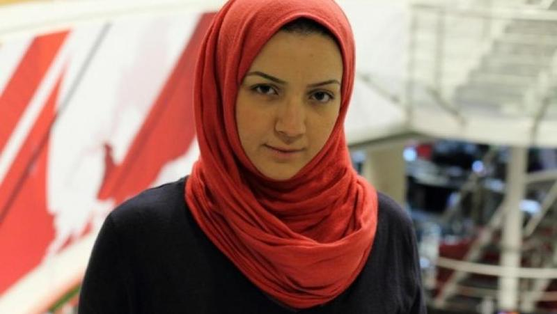 Egyptian Journalist Shaimaa Khalil