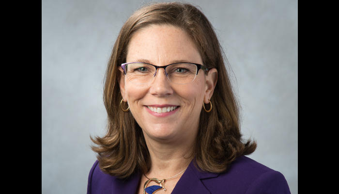 Dr. Colleen Bridger received the North Carolina Health Director of the Year award in 2014 for her outstanding leadership in public health and involvement in community activities.