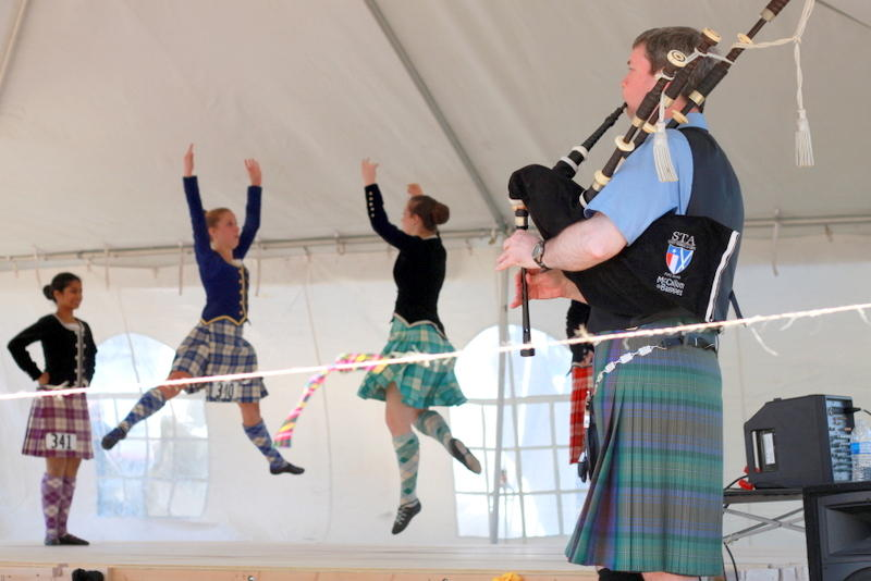 Scottish Highland Games and Celtic Music Festival