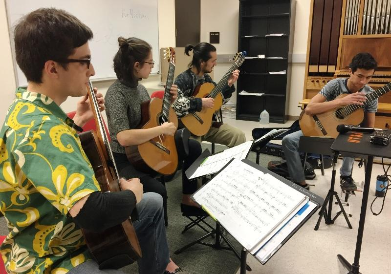 UTSA Guitar Ensemble