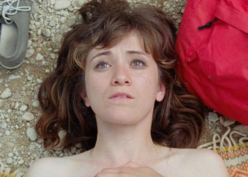 "Noël Wells, as Emily Martin, in ""Mr. Roosevelt."" The film premiered at the SXSW Film Festival on March 12."