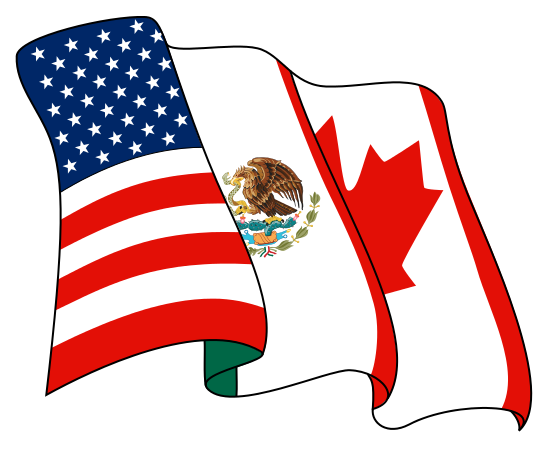 Logo for the NAFTA Secretariat