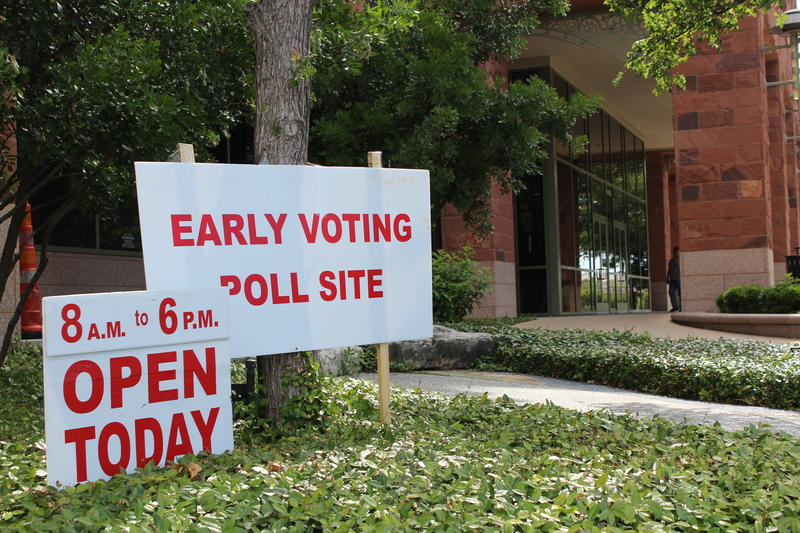 Early voting begins Tuesday for the March 6 primary elections.