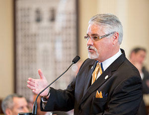 House Public Education Chair Dan Huberty