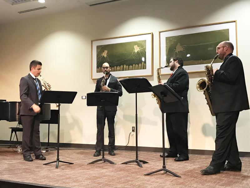 Bel Cuore Saxophone Quartet