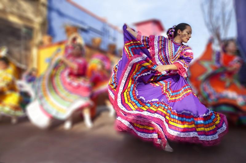 Dancer at Market Square