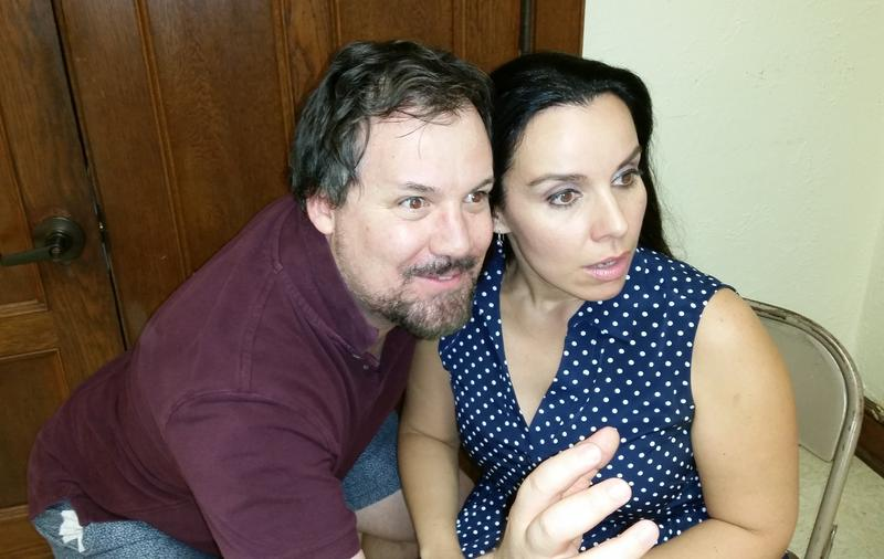 Blas Canedo Gonzalez and Sandra Lopez Neil