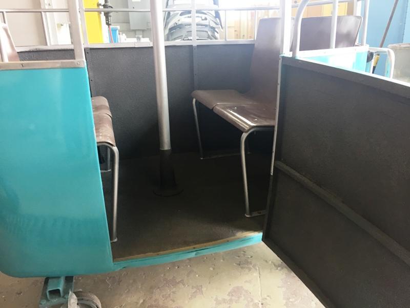 Gondola interior