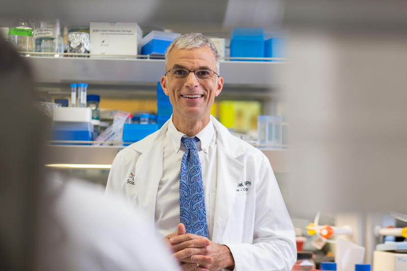 Tyler Curiel, MD, has been awarded a five-year, $3.3 million dollar grant from the National Cancer Institute.