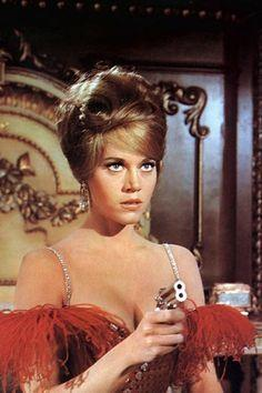 Jane Fonda in 'Cat Ballou'