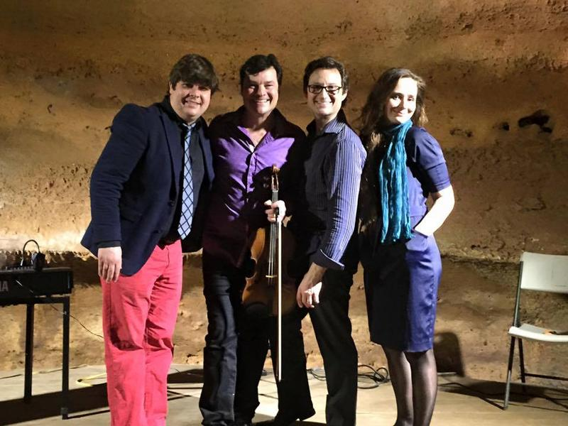 Neo Camerata at Cave Without a Name