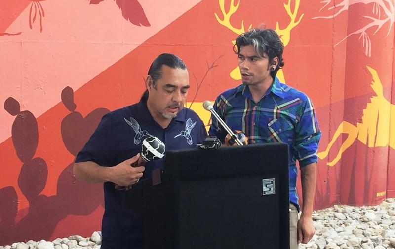 Ramon Vasquez and Albert Garza