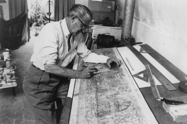 O'Gorman designing