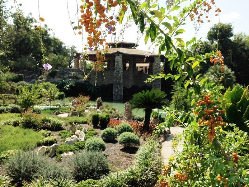 San Antonio\'s Japanese Tea Garden Hosts The Blues | Texas Public Radio