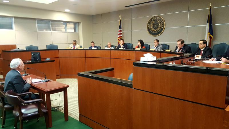 Texas House Committee on Urban Affairs