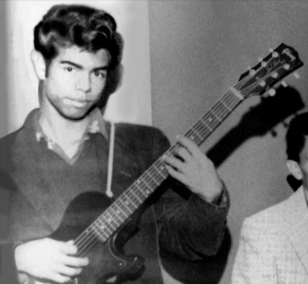 Little Joe Hernandez, 1957