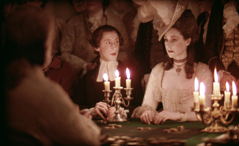 "A scene from ""Barry Lyndon."""