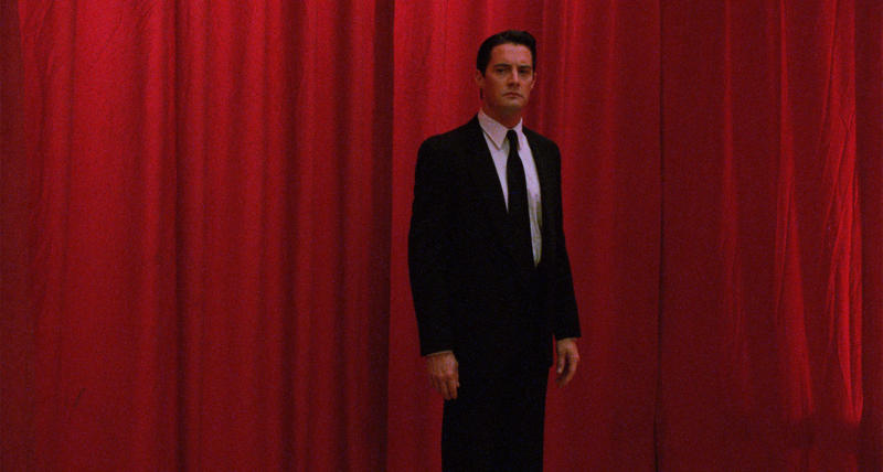 Kyle MacLachlan in Twin Peaks: Fire Walk with Me.