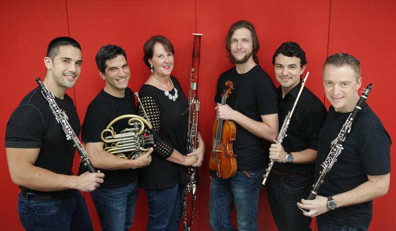 The Olmos Ensemble.
