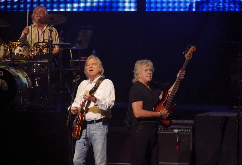 The Moody Blues gig Bristol 2013