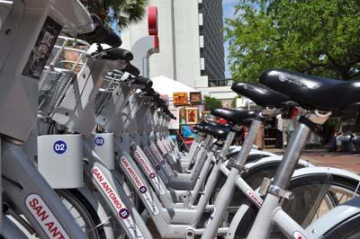 Bcycle Bike Racks