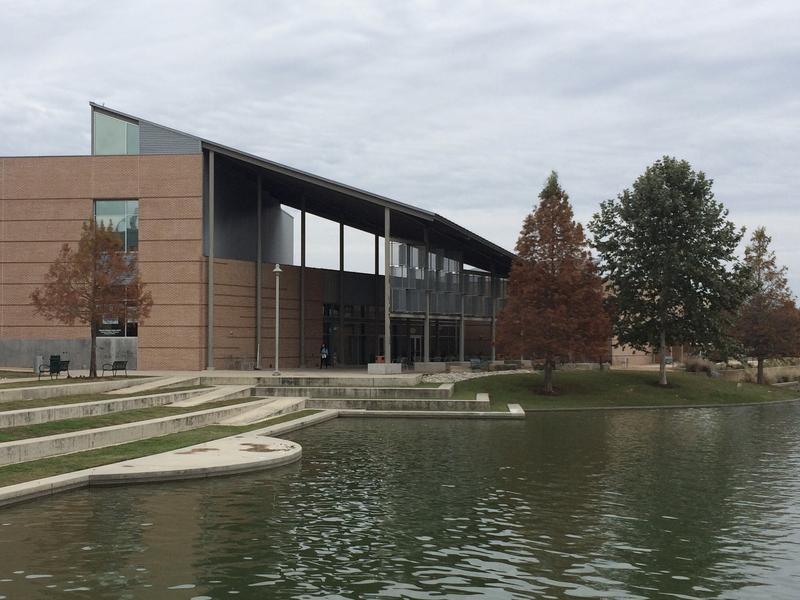 Northwest Vista College in December 2017.