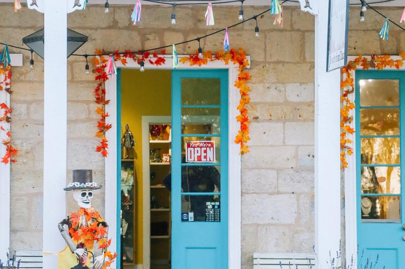 The La Villita Historic Arts Village is home to artisan shops which highlight San Antonio's distinct culture.
