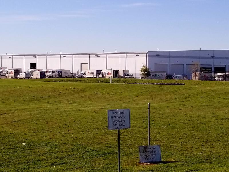 FedEx Distribution Center Near Austin-Bergstrom International Airport