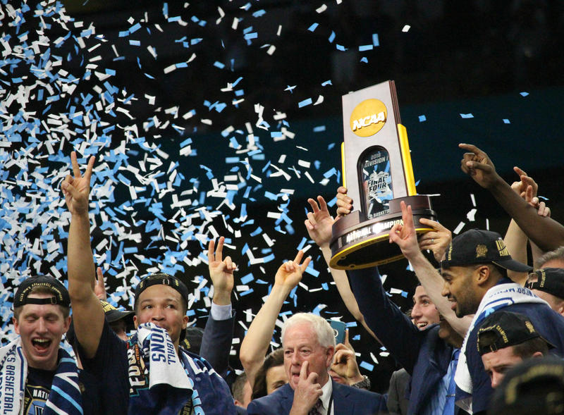 Villanova claims its second title in three seasons with a 79-62 win over Michigan in the Alamodome.