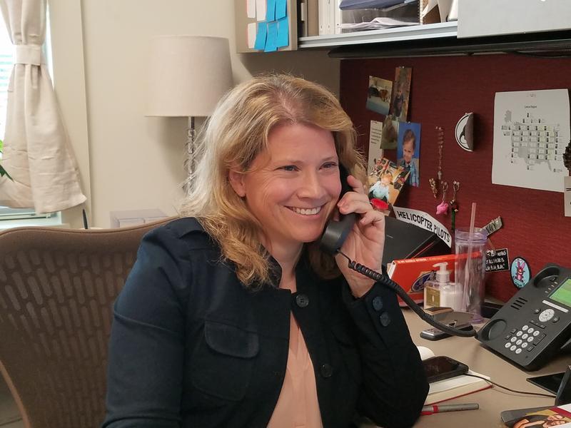 Arwen Fitzgerald, Public Information Officer, USCIS