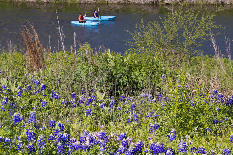 Kayaking on the Mission Reach