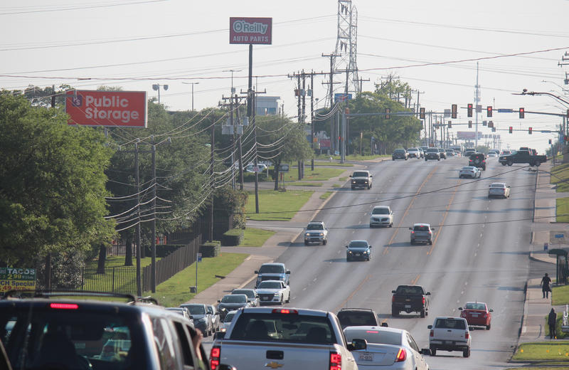 Businesses along Nacogdoches Road on San Antonio's Northeast side can be a part of the City's revitalization effort.