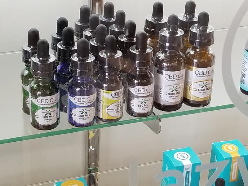 CBD oil from LazyDaze Counterculture