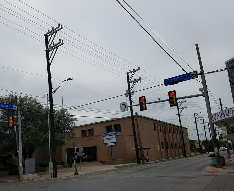 J.T. Brackenridge Elementary School on San Antonio's Westside